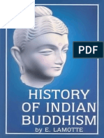 Etienne Lamotte History of Indian Buddhism 1988