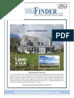 Nova Scotia Home Finder October 2013 Issue