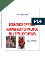 Unit 2 Palm Oil Case Study