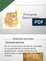 DAVINCI Principios