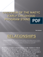 overview of the naeyc