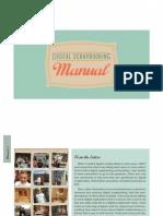 Digital Scrapbooking Manual
