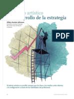 El talento artístico y el desarrollo de la estrategia.pdf