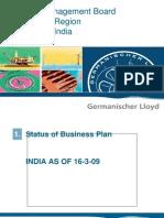 Business Plan Update
