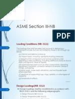 ASME Codal Design