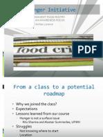 Hunger Presentation Sept. 2013 resentation.JoynerClass.2013.09-25