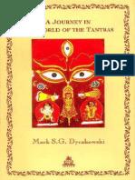 163888162 Dyczkowski Mark S G Journey in the World of Tantras 316p PDF