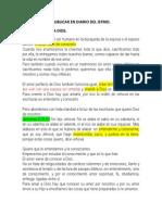 Articulo Para Publicar en Diario Del Istmo