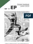 Step Handbook 2009-2010