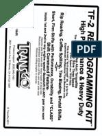 TF2-Transgo Installation Instructions