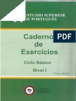 Caderno de Exercicios Portuguesi