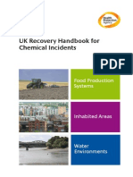 Chemical Incident Response 2012