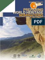 Preparing World Heritage Nominations 2011