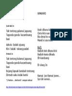 Lagu Hbh Sma1 Bkt 2013-Manggala