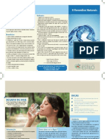 Água - Estudos de Saúde