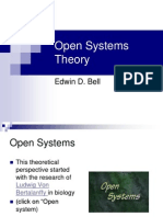 Open Systems Theory Show