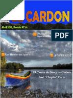Revista El Cardon Pagina Por Pagina
