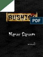 Bushido - New Dawn