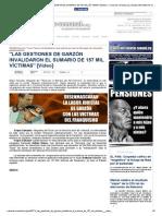 Foro Por La Memoria de Valencia-Las Gestiones de Garzon Invalidaron El Proceso