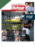 LE BUTEUR PDF du 07/07/2009
