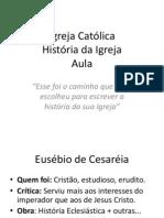 EBD Historia Da Igreja.