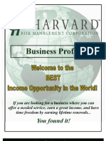 Harvard Risk Management Career Opportunity