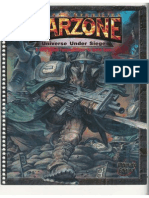 WarZone; Universe Under Seige Manual