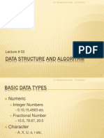 02-introductiontodatastructure