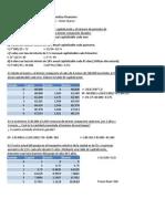 Matematica Financieraa