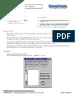 CoP017 VB Projects 2