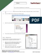 CoP026 Power Point Basics