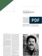 Entrevista a Fernando de Ita