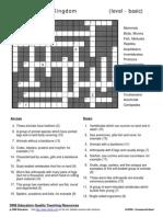 ScP008 Crosswords Basic