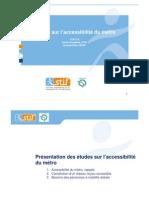 Schema directeur accessibilité juillet 2012