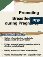 Ses 3- Promoting Breastfeeding During Pregnancy