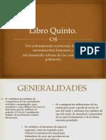 Libro Quinto