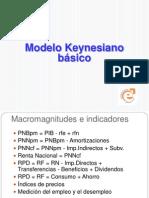 Tema2 Modelo Keynesiano Basico