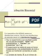 Distribución Binomial y Poisson