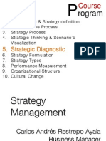 5. Strategic Analysis