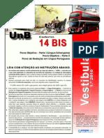 1º Vest 2010 - 1º Dia