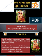 Guru Ashtakam by Adi Shankaracharya