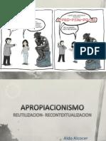 APROPIACIONISMO