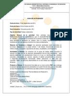 Guia y Rubrica T-1 2013-2