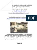 Manual Sobre a Construção e Instalação do Aquecedor Solar Composto de Embalagens Descartáveis