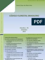 CÓDIGO FLORESTAL BRASILEIRO - APRESENTAÇÃO