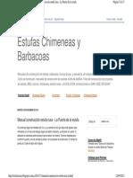 Manual-construccion Estufa Chimenea