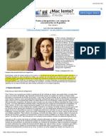 Pilar Calveiro - Poder y desaparición