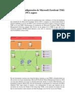 Instalación y configuración de Microsoft Forefront TMG para acceso de OWA seguro