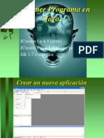 1.1_Mi Primer Programa en Java