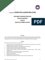 Dokumen Standard Prestasi b. Inggeris Ld Tahun 2